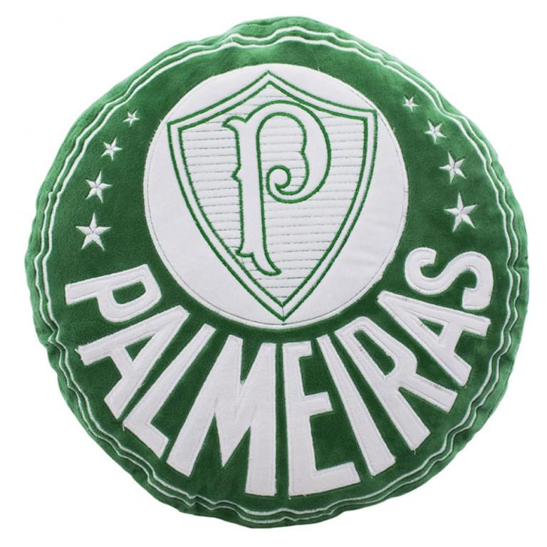 Almofada do Palmeiras de Pelúcia