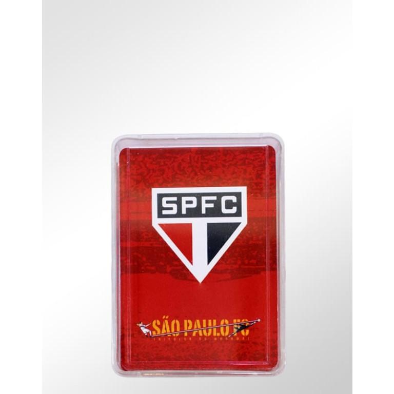 Baralho do São Paulo Platificado