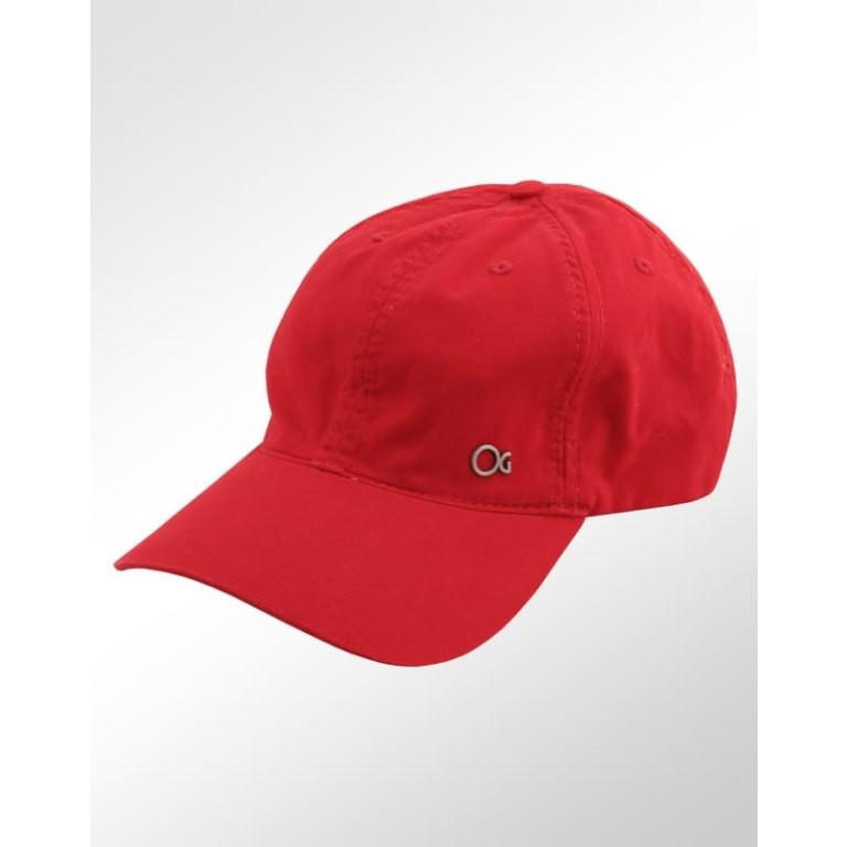 d13ae0faf1641 Boné Ogochi Vermelho Aba Curva Strapback OG Original