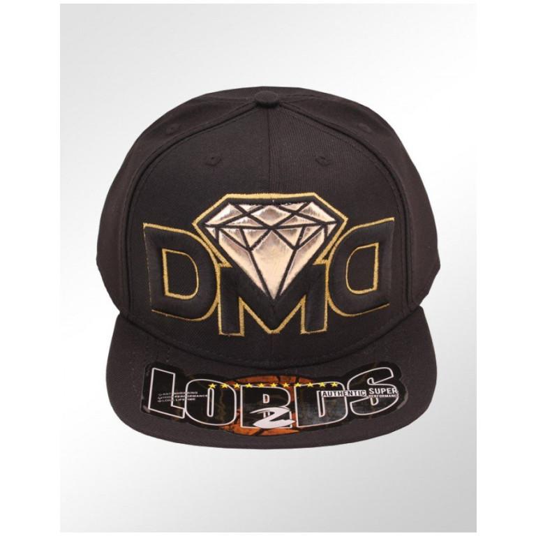 Boné Ostentação Funk Snapback Lords DMD