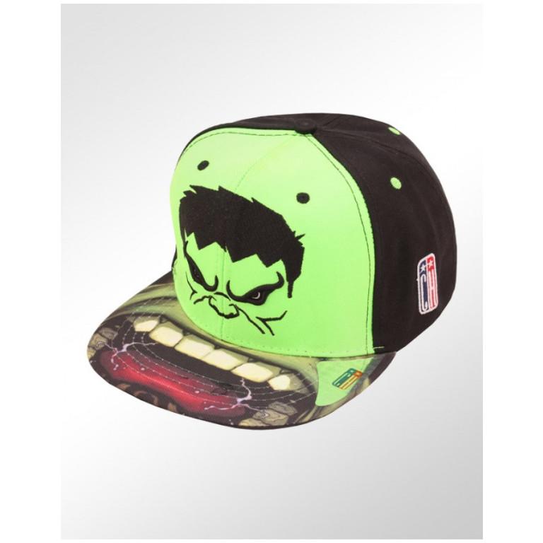 Boné Snapback Aba Reta Classic Hats Huck 1