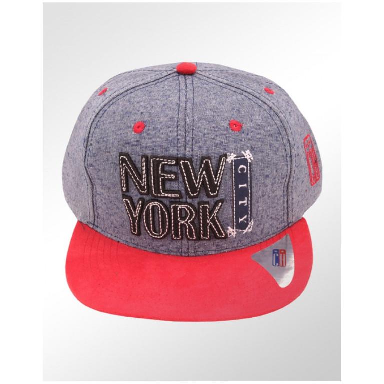 Boné Snapback Aba Reta Classic Hats New York City