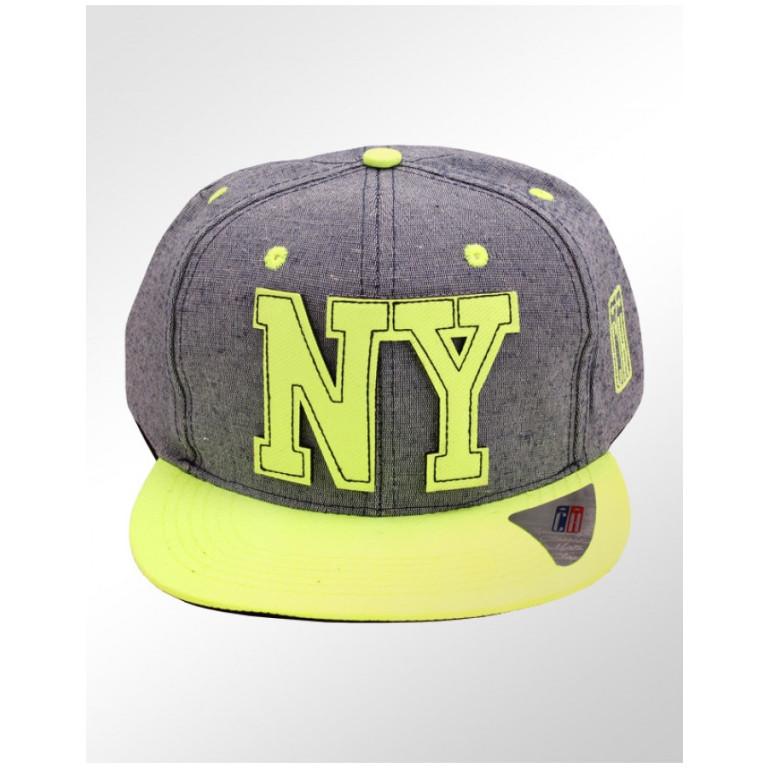 Boné Snapback Aba Reta Classic Hats NY
