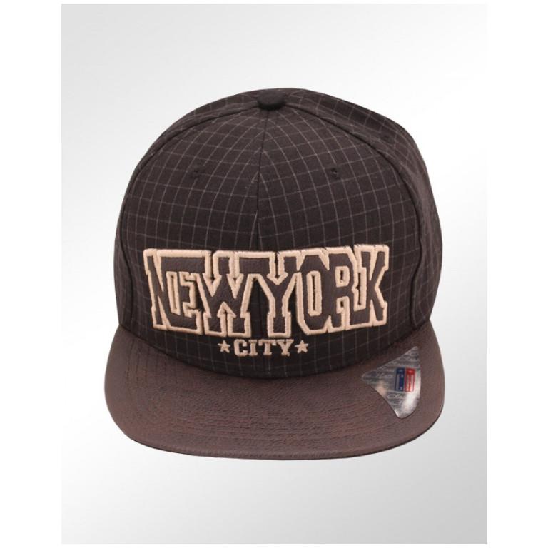 Boné Strapback Aba Reta Classic Hats New York City