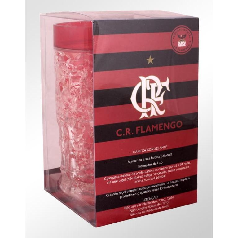 Caneca do Flamengo Congelante 400 ml