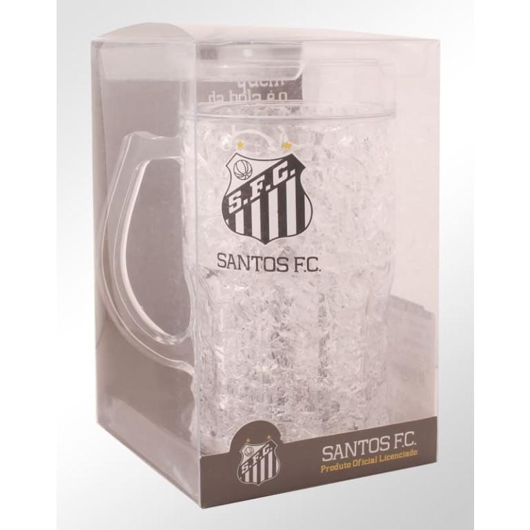 Caneca do Santos Congelante 400 ml