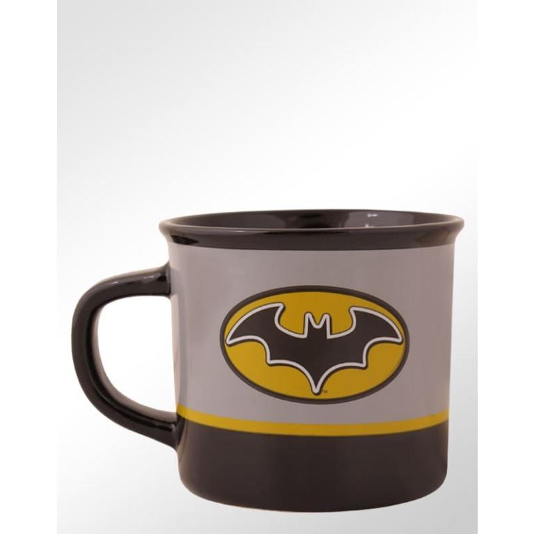 Caneca de Porcelana Batman 9 cm
