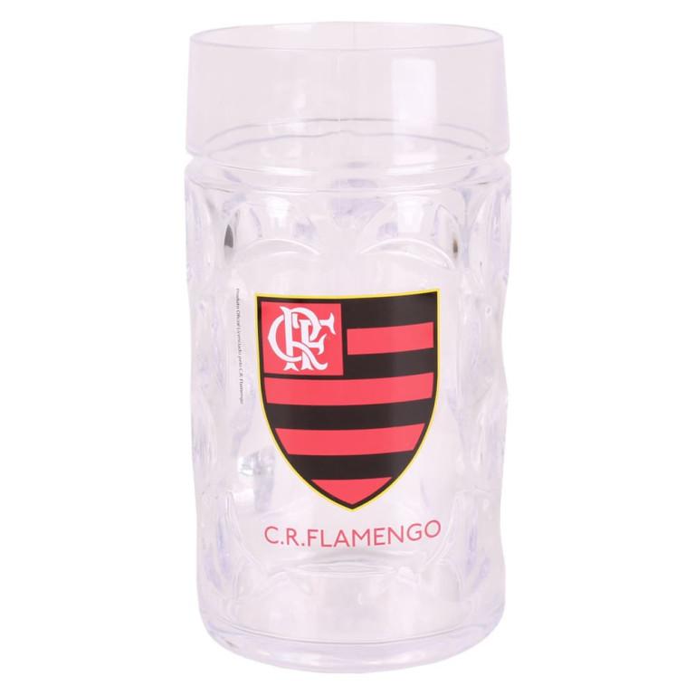 Caneca do Flamengo de Plástico Gigante 900 ml