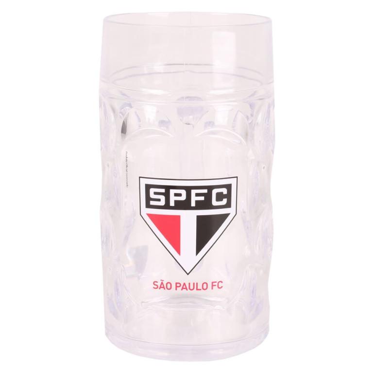 Caneca do São Paulo de Plástico Gigante 900 ml