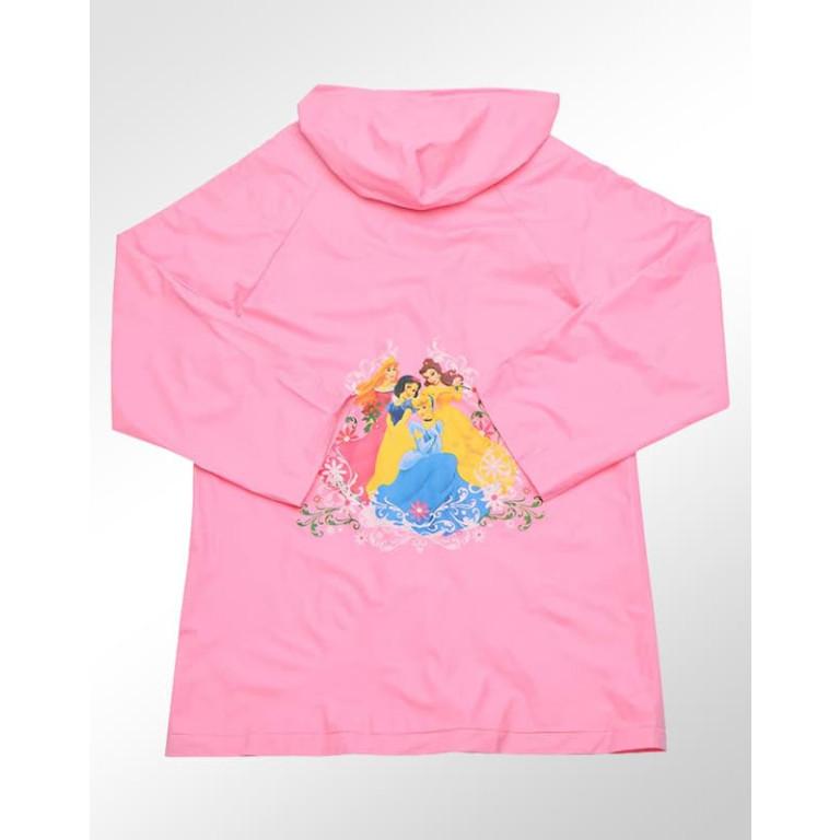 Capa de Chuva Infantil Disney Princesas