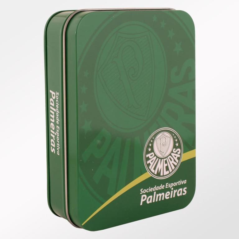 Jogo Canivete do Palmeiras com Chaveiro
