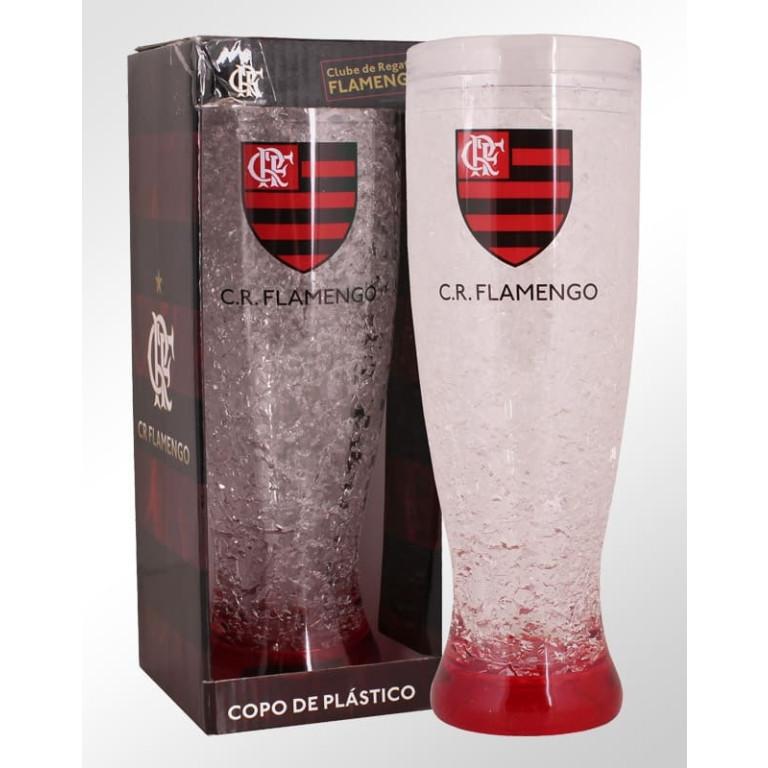 Copo do Flamengo Congelante 450 ml