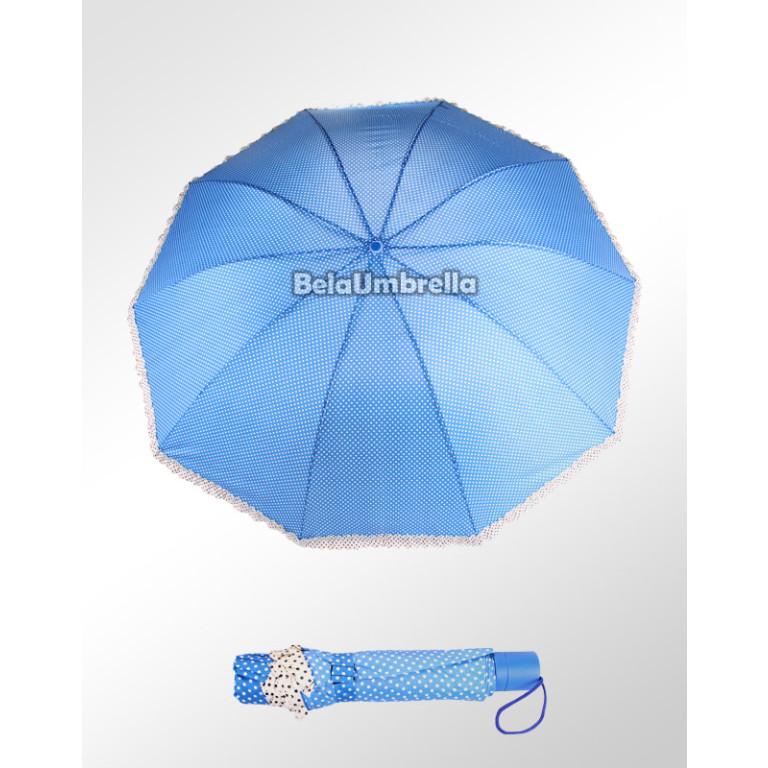 Guarda Chuva Sombrinha Mayara Azul