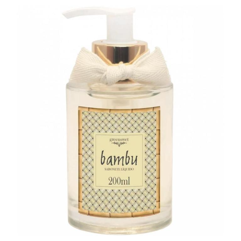 Sabonete Líquido Greenswet Bambu 200 ml