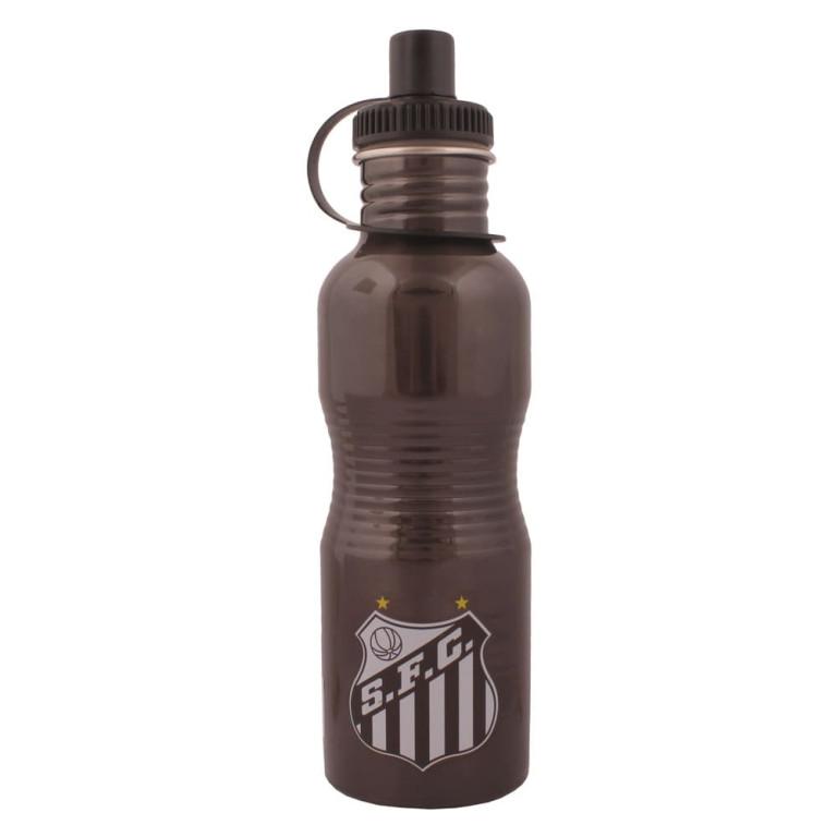 Squeeze de Inox do Santos 750 ml