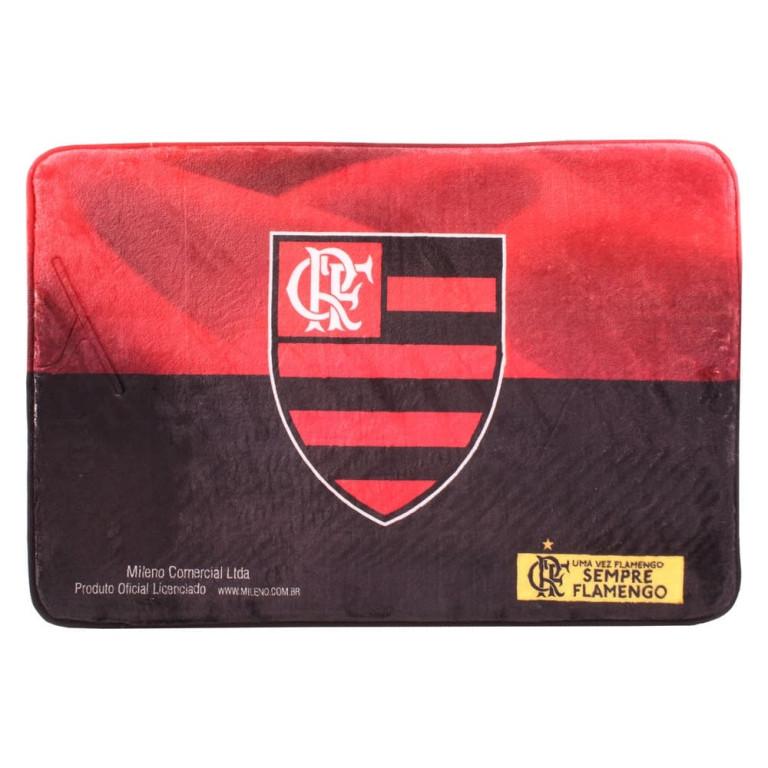 Tapete Retangular do Flamengo 40 x 60 cm