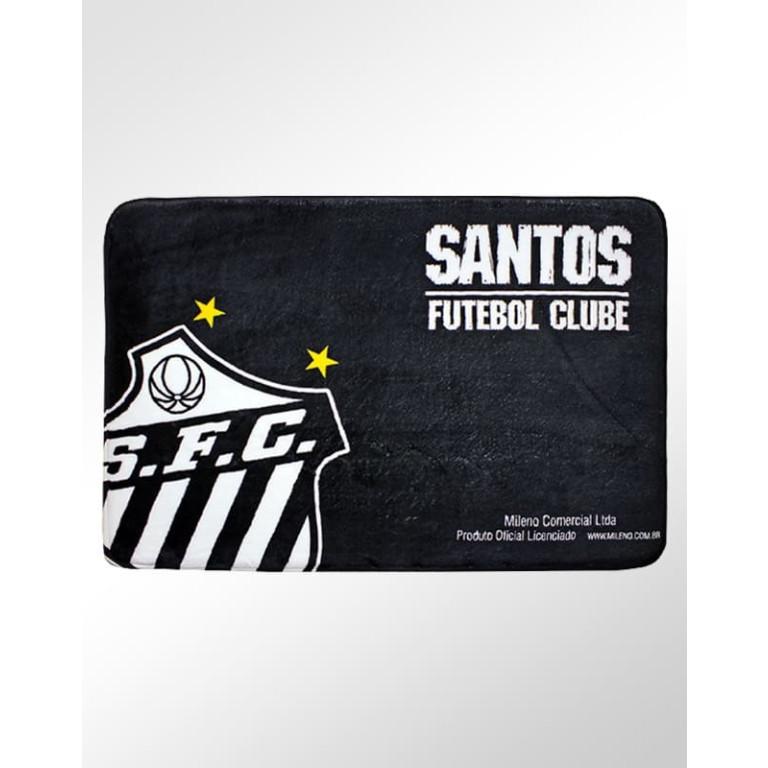 Tapete Retangular Do Santos 40x60