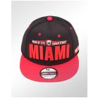 Boné Snapback Aba Reta Leopard Premium Miami 2
