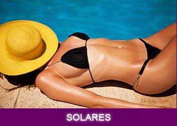 Protetor Solar e Bronzeador