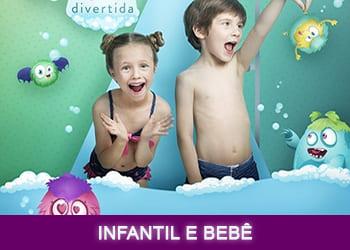 Cosméticos Infantil e Bebê