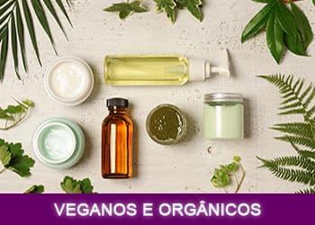 Veganos e Organicos