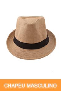 Chapéu de Praia Masculino
