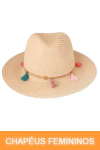 Chapéu de Praia Feminino