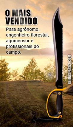 Facão Machete