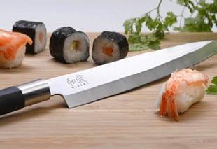 Facas de Sushi e Sashimi
